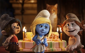 The Smurfs 2 HD wallpaper