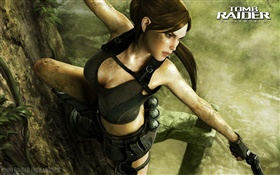 Tomb Raider: Underworld, PC game HD wallpaper
