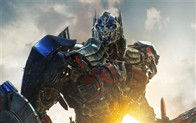 Transformers: Age of Extinction, Optimus Prime
