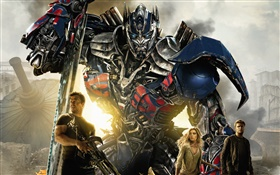 Transformers: Age of Extinction HD wallpaper