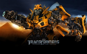 Transformers, Bumblebee HD wallpaper
