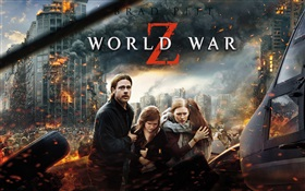 World War Z HD wallpaper