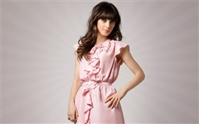 Zooey Deschanel 02 HD wallpaper