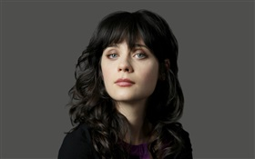 Zooey Deschanel 03 HD wallpaper