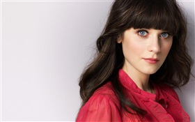 Zooey Deschanel 04 HD wallpaper