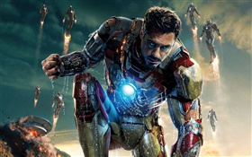 2013, Iron Man 3 HD wallpaper