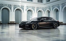 2015 Porsche Turbo S supercar HD wallpaper