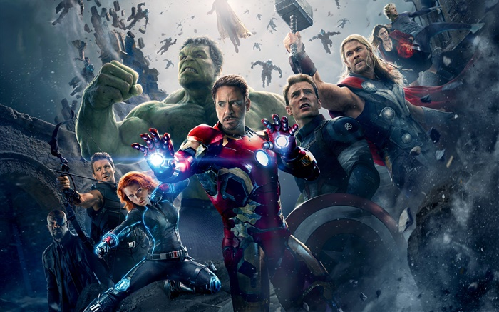 2015 movie, Avengers: Age of Ultron Wallpapers Pictures Photos Images