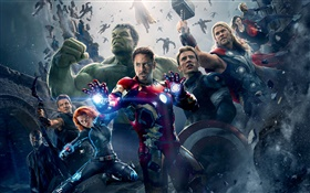 2015 movie, Avengers: Age of Ultron HD wallpaper