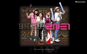 2NE1, Korean music girls 05
