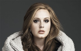 Adele 01 HD wallpaper
