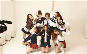 After School, Korea music girls 04 HD wallpaper