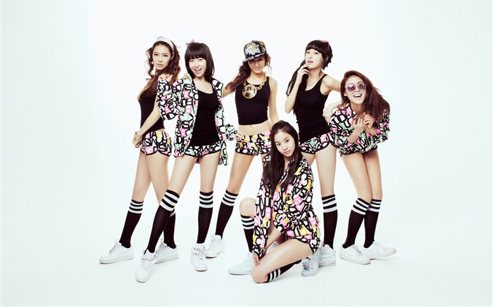 After School, Korea music girls 05 Wallpapers Pictures Photos Images