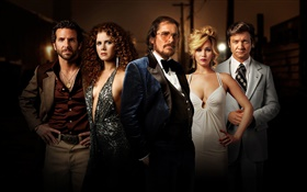 American Hustle HD wallpaper