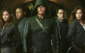 Arrow, TV series HD wallpaper