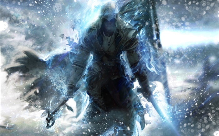 Assassin's Creed 3, game widescreen Wallpapers Pictures Photos Images