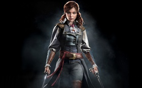 Assassin's Creed: Unity, Eliza HD wallpaper