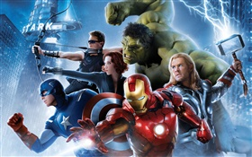 Avengers: Age of Ultron 2015 HD wallpaper