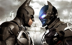 Batman: Arkham Knight, PC game HD wallpaper