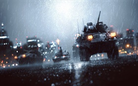 Battlefield 4, tanks HD wallpaper
