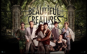 Beautiful Creatures, movie widescreen HD wallpaper