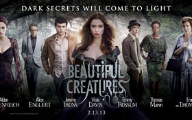 Beautiful Creatures HD wallpaper