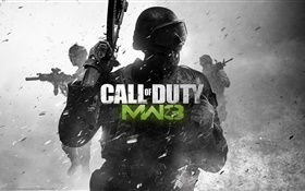 Call of Duty: MW3 HD wallpaper