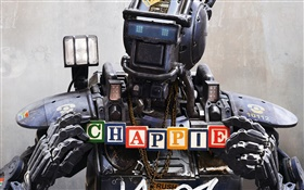 Chappie 2015 HD wallpaper