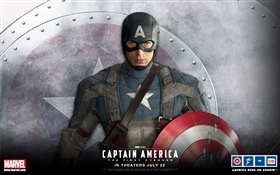 Chris Evans, Captain America HD wallpaper