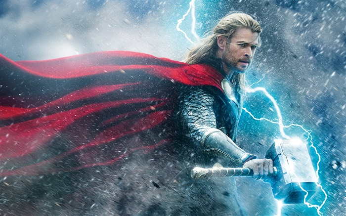 Chris Hemsworth, Thor 2 Wallpapers Pictures Photos Images