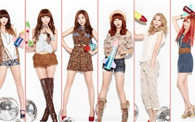 Dal Shabet, Korea music girls 08 HD wallpaper