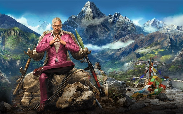Far Cry 4, soldier Wallpapers Pictures Photos Images