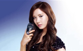 Girls Generation, Lim YoonA 01 HD wallpaper