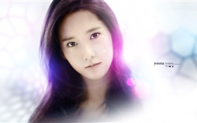 Girls Generation, Lim YoonA 02 HD wallpaper