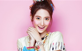 Girls Generation, Lim YoonA 04 HD wallpaper
