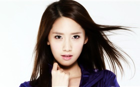 Girls Generation, Lim YoonA 05 HD wallpaper