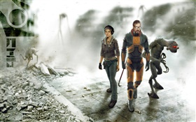 Half Life 2 HD wallpaper