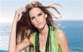 Izabel Goulart 01 HD wallpaper