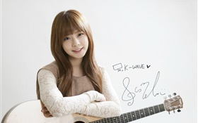 JUNIEL, Korea girl 02 HD wallpaper