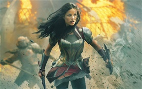 Jaimie Alexander, Thor 2 HD wallpaper