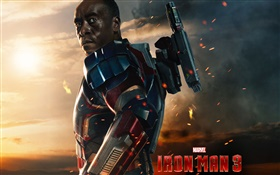 James Rhodes, Iron Man 3 HD wallpaper