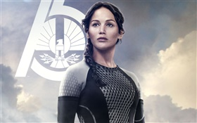 Jennifer Lawrence, The Hunger Games: Catching Fire HD wallpaper