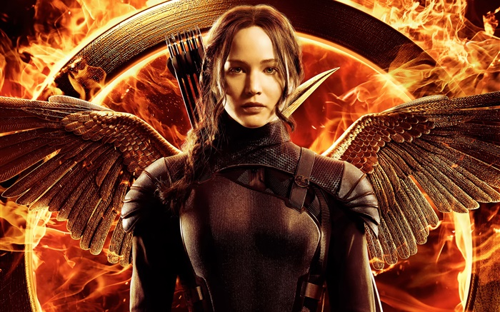 Jennifer Lawrence, The Hunger Games: Mockingjay, Part 1 Wallpapers Pictures Photos Images