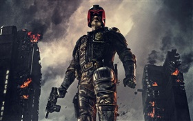 Judge Dredd, movie widescreen