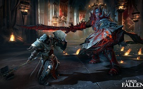 Lords of the Fallen, PC game HD wallpaper
