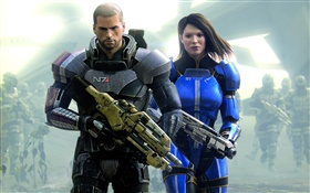 Mass Effect 3 HD wallpaper
