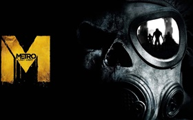 Metro: Last Light, gas masks