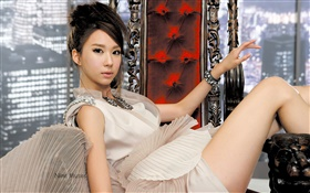 Nine Muses, Korea music girls 12 HD wallpaper