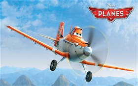 Planes, cartoon movie HD wallpaper