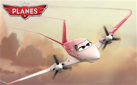 Planes, pink, movie HD wallpaper